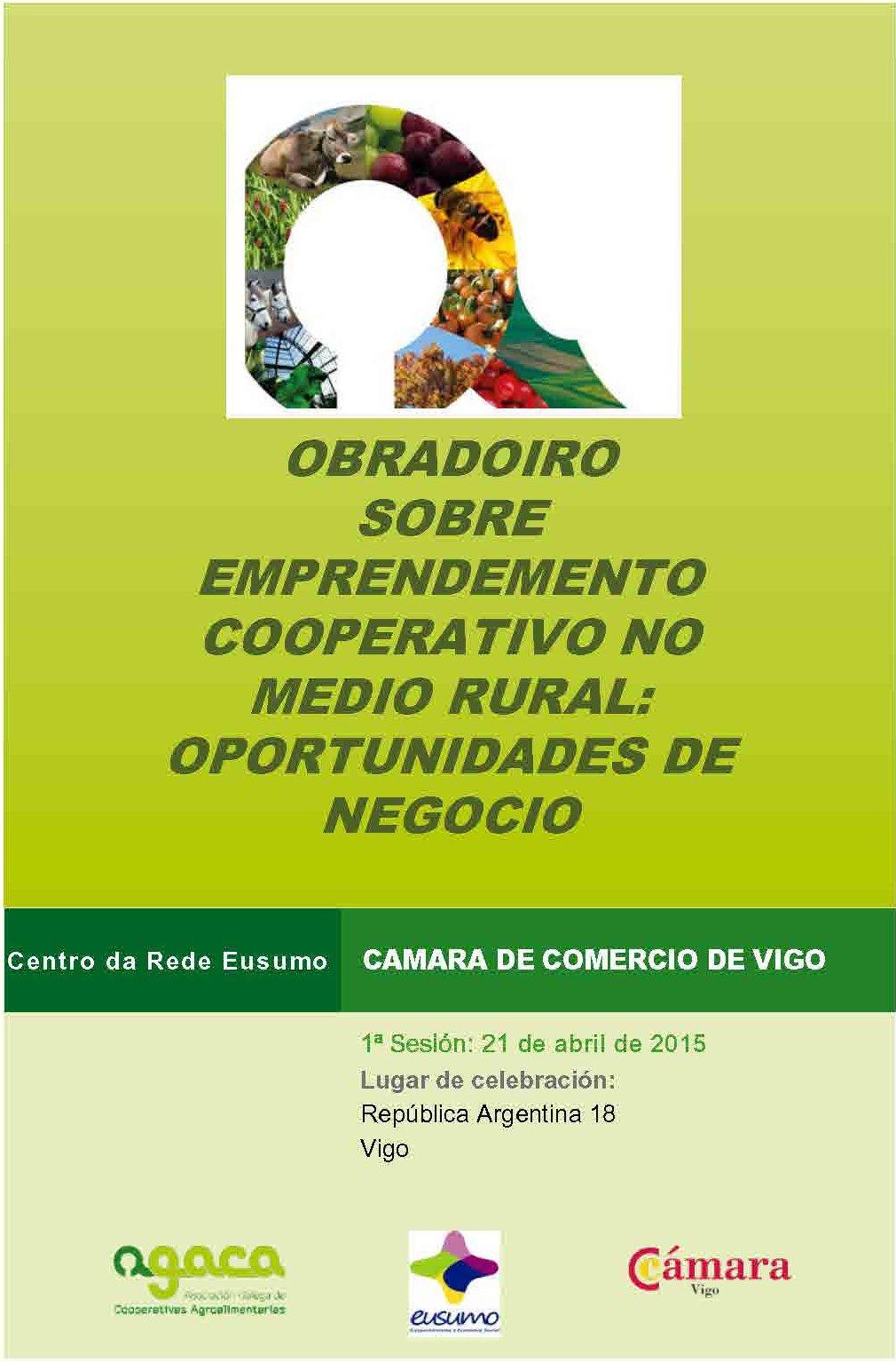 Obradoiro Emprendimiento Cooperativo (Cámara de Comercio de Vigo)