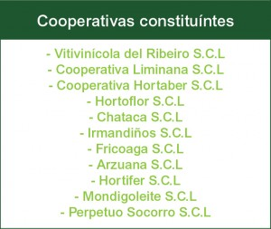 Cooperativas Constituíntes