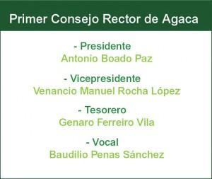 Primer Consejo Rector