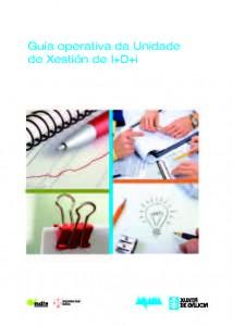 Guía Operativa Unidade de Xestión de I+D+i