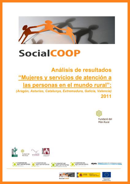 SOCIAL COOP Análisis de resultados conjunto 2011