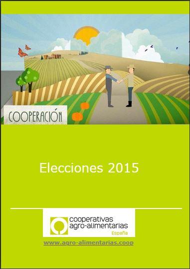 Propostas de Cooperativas Agro-alimentarias