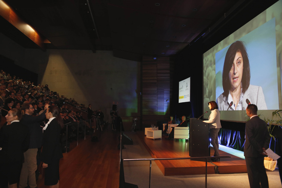 Máis de 400 profesionais asisten ao IV Congreso de Alimentación Animal que toma Galicia como referente de calidade e seguridade