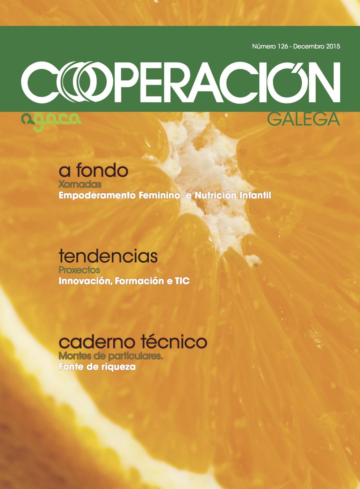 Cooperación Galega nº 126 Decembro 2015