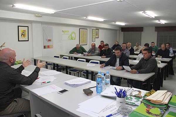 Aprobados os estatutos da nova Asociación Galega de Técnicos de Equipos de Muxido-AGATEM
