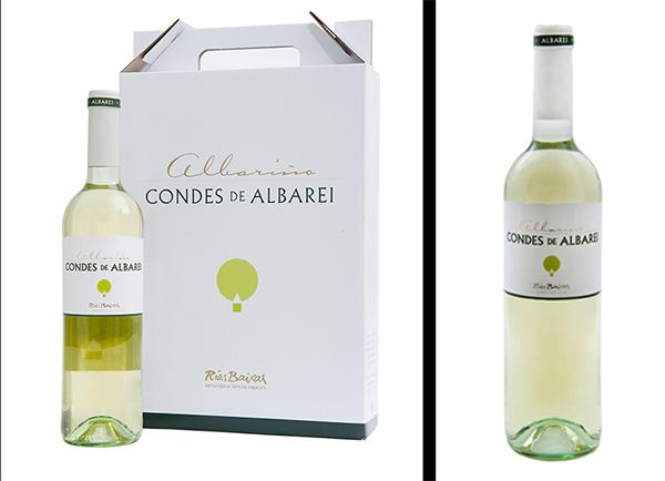 Condes de Albarei presenta a súa nova imaxe corporativa