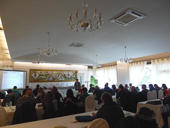 Delagro organiza en Montouto una jornada especializada en forrajes y ensilado