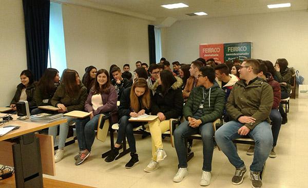 Feiraco acogerá actividades sobre cooperativismo para estudiantes de Lugo