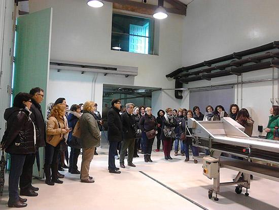 Cooperativas Agro-alimentarias CLM intercambia acciones de Igualdad con cooperativas en Galicia