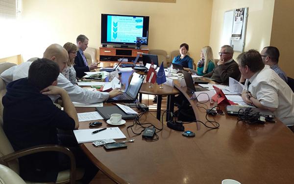 AGACA participa en la segunda reunión transnacional del proyecto de formación TOTCOOP+i