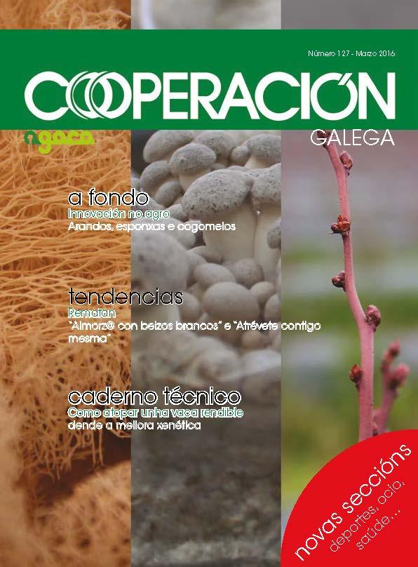 Cooperación Galega nº 127 Marzo 2016