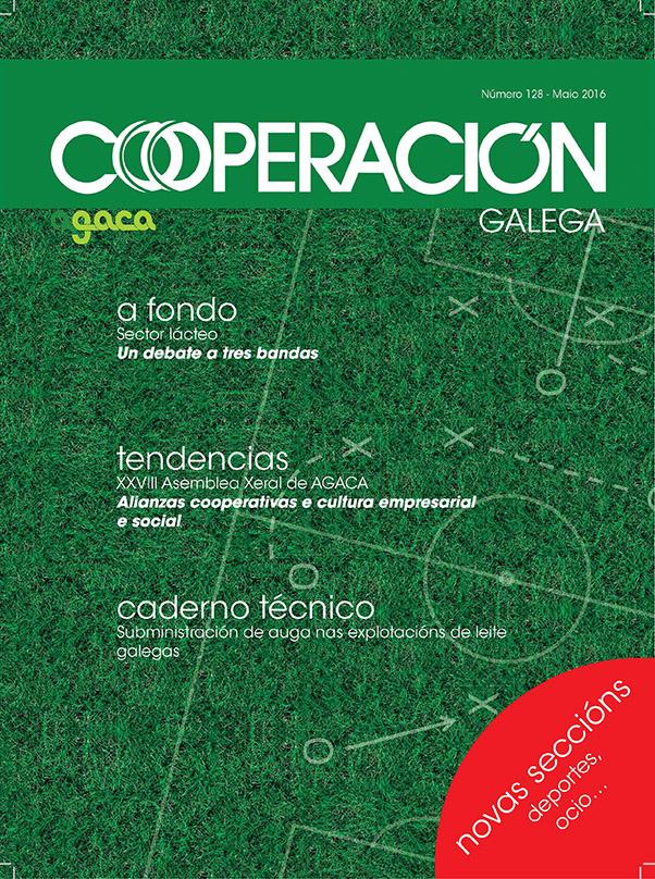 Cooperación Galega nº 128 – Maio 2016