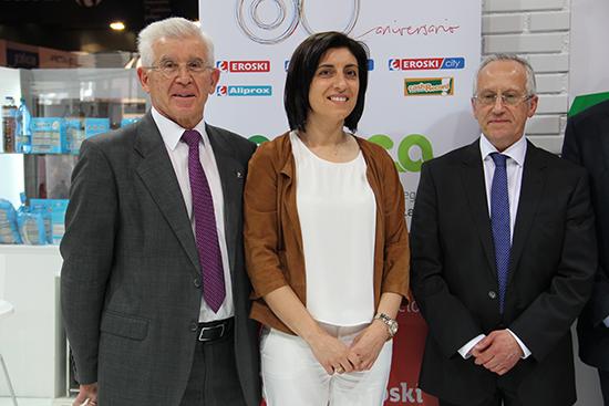 O programa de produción e comercialización agraria de calidade diferenciada de Vegalsa-Eroski e Agaca prevé superar 1.325.000 euros de facturación en 2016