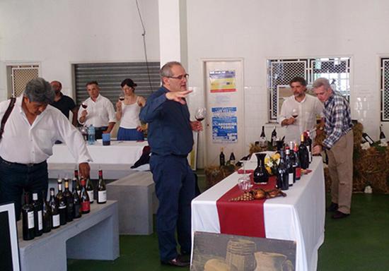 Pedro Ballesteros, Master of Wine, augura un gran futuro aos tintos da D.O. Rías Baixas