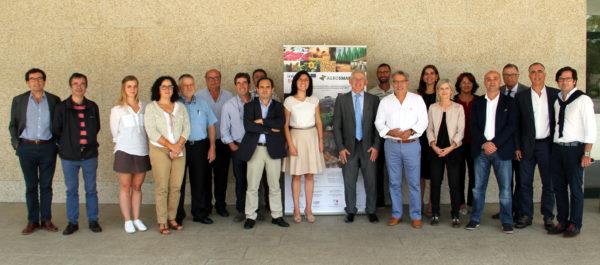 Innovación Sostible, Comercialización Intelixente e Intercooperación unen a cooperativas agroalimentarias de España, Portugal e Francia