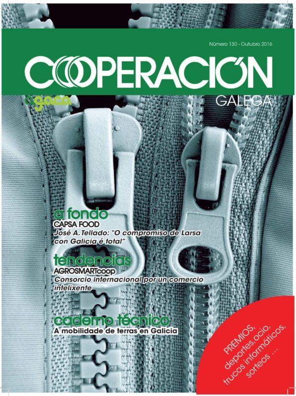 Cooperación Galega nº 130 – Octubre 2016
