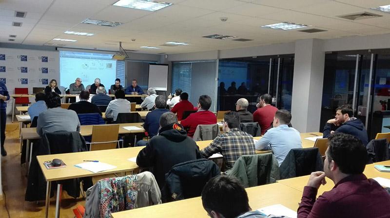 Lugo acolle un seminario sobre custos de produción en vacún de leite