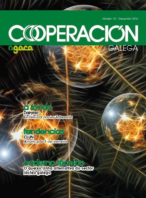 Cooperación Galega Nº 131 Decembro 2016