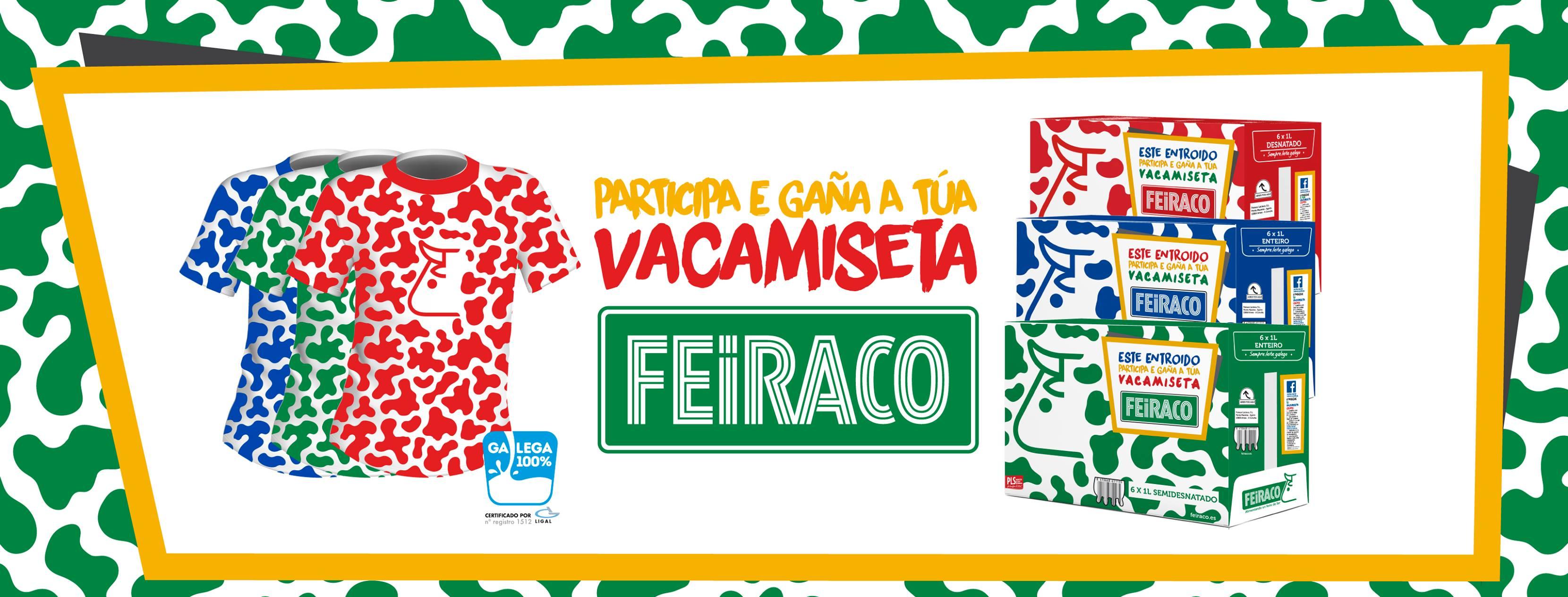 Feiraco se 'disfraza' para celebrar el Entroido un año más con los consumidores