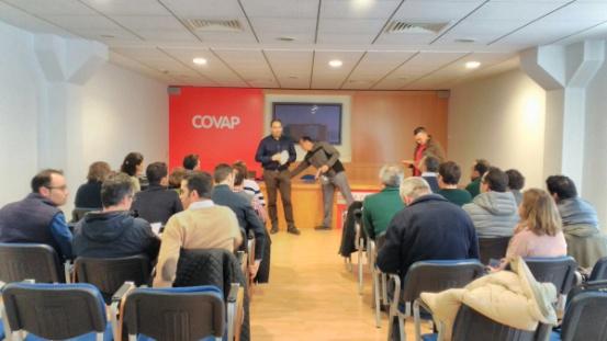 Acolact, Cogal y Feiraco participan con AGACA en el proyecto europeo SCOOPE sobre buenas prácticas energéticas