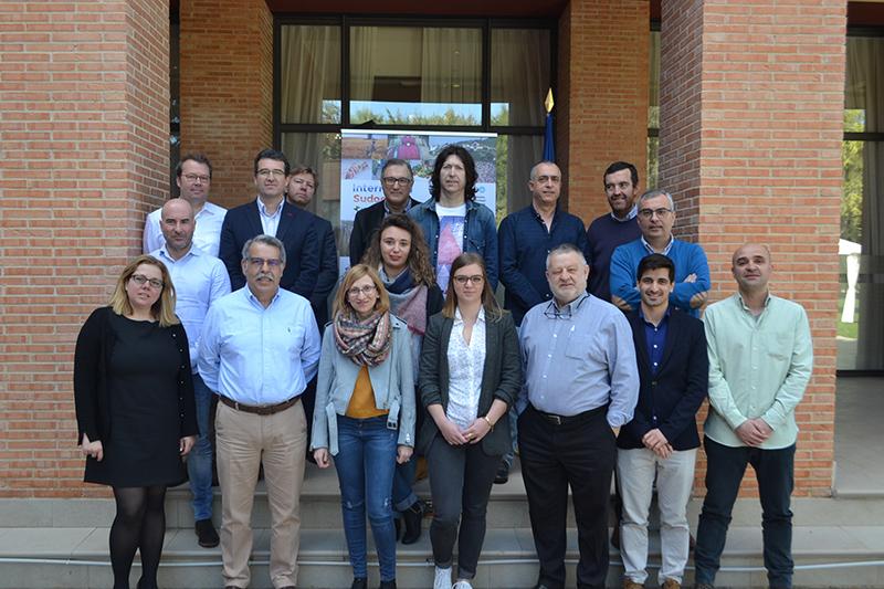 AGACA participa en una reunión transnacional de AGROSMARTcoop para la intercooperación e internacionalización de cooperativas