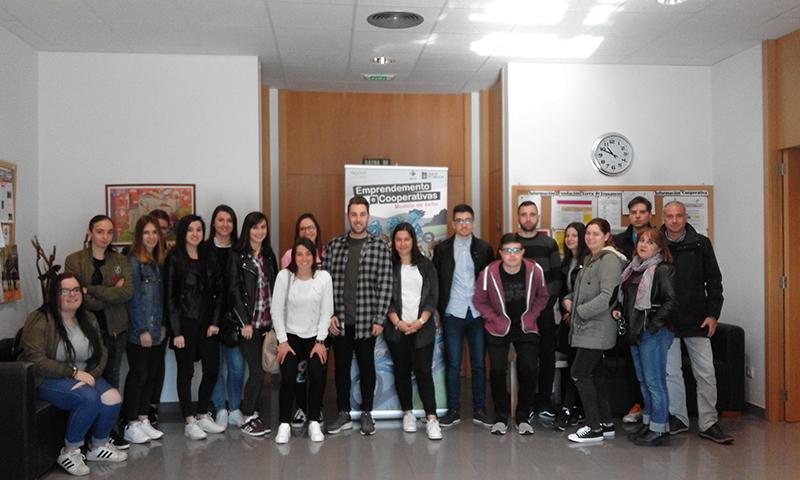 Jornadas sobre cooperativismo para estudiantes en Xanceda y Terra de Trasancos