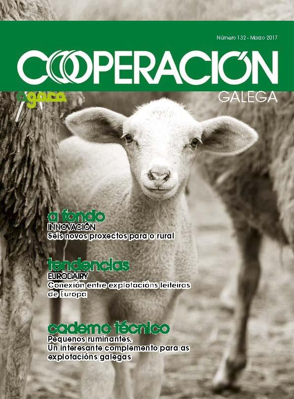 Cooperación Galega Nº 132 Marzo 2017