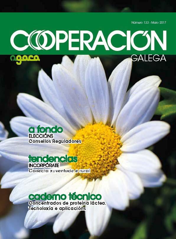 Cooperación Galega Nº 133 Maio 2017