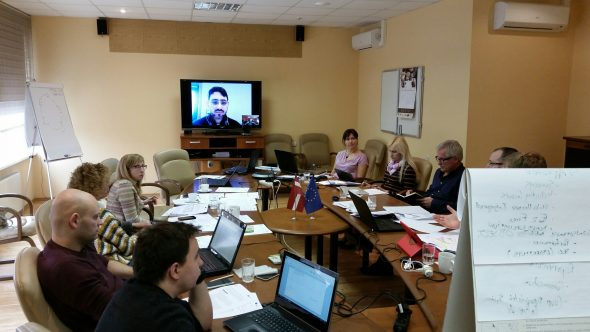 Jornada presentación de resultados proyecto europeo de formación de formadores ToTCOOP+i