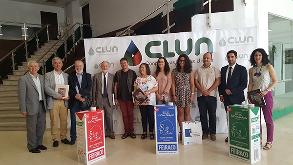 Feiraco premia las Letras Galegas