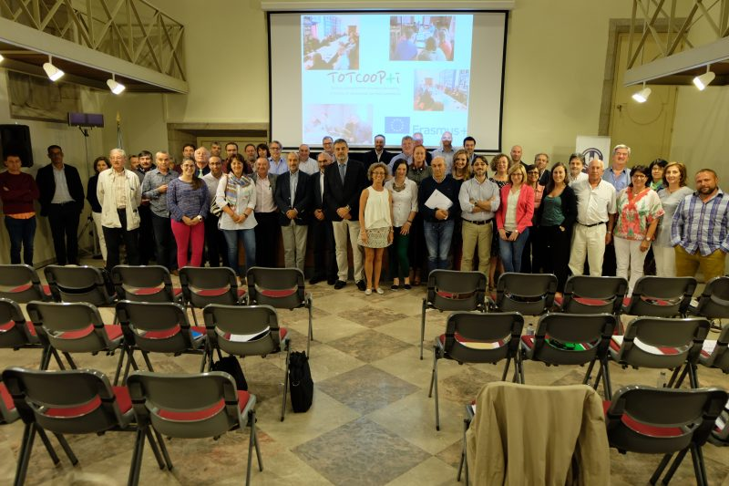 ToTCOOP+i unifica metodoloxía e contidos formativos entre os formadores das cooperativas europeas