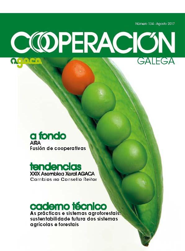Cooperación Galega Nº 134 Agosto 2017