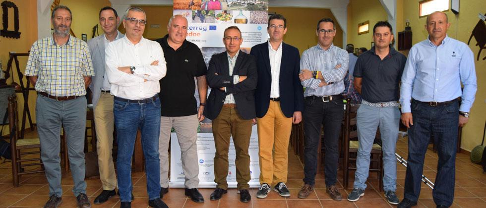 AGROSMARTcoop  potencia en Castela-A Mancha a integración cooperativa como ferramenta para a mellora da innovación e comercialización
