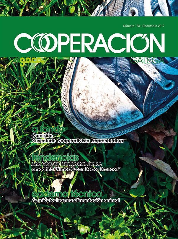 Cooperación Galega Nº 136 Decembro 2017