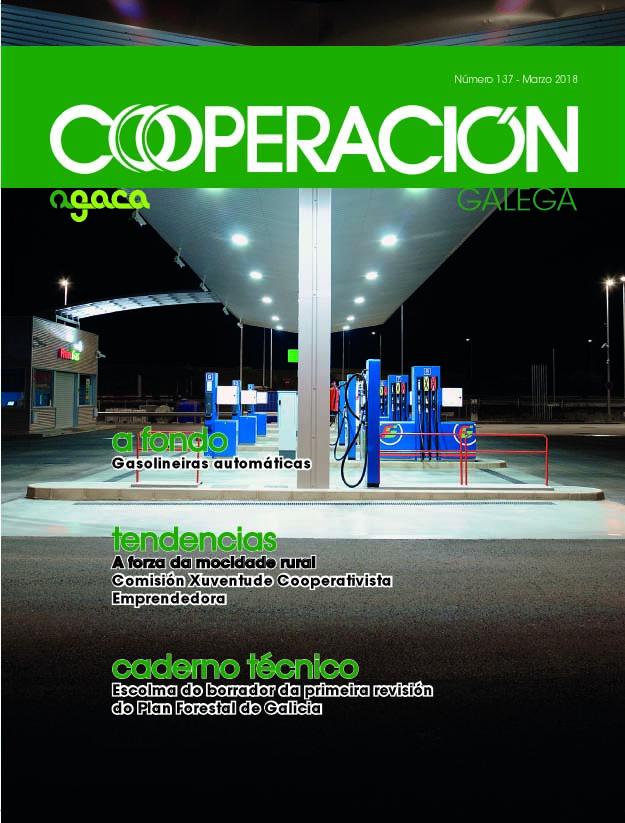 Cooperación Galega Nº 137 Marzo 2018