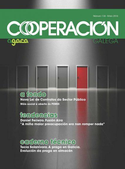Cooperación Galega Nº 138 Maio 2018