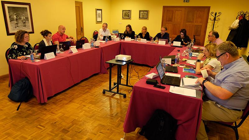 AGACA estudia estrategias para reforzar la juventud en el agro, con socios europeos