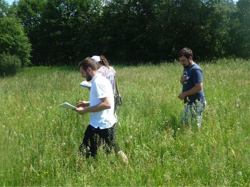 Xóvenes agricultores polacos viaxan con EuroDairy para recibir formación