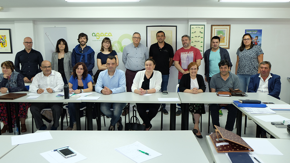 Adxudicadas a seis persoas desempregadas as Bolsas Xerenciais do proxecto LACES