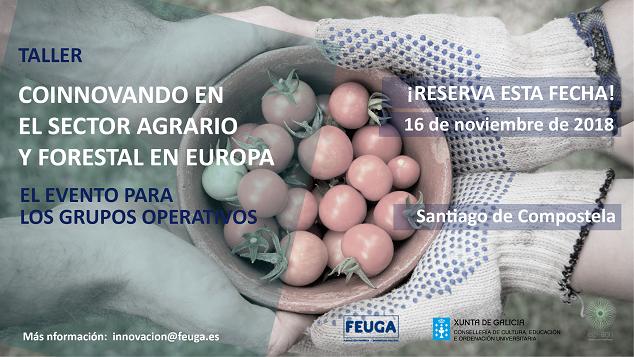 EuroDairy presenta Grupos Operativos de Innovación en novembro en Santiago