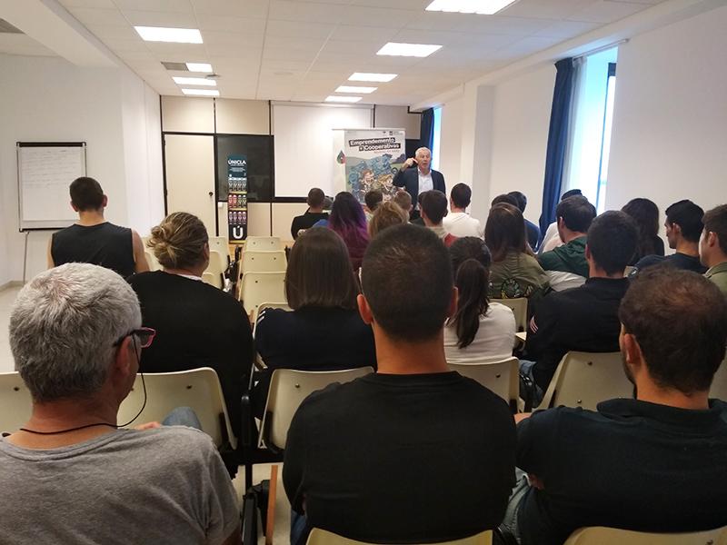 Estudiantes de Sergude se forman en cooperativismo con Rede Eusumo