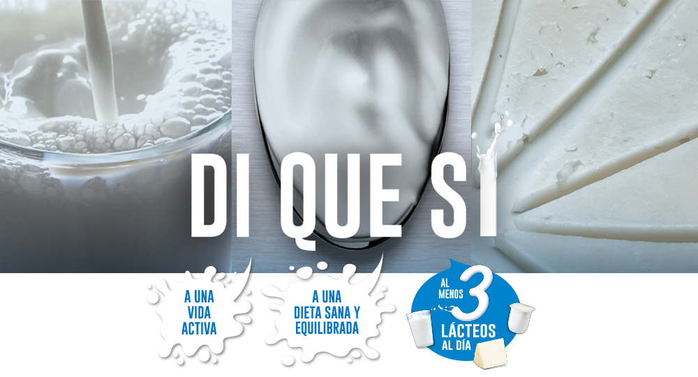 "La Inlac promueve el programa""Lácteos di que sí"""