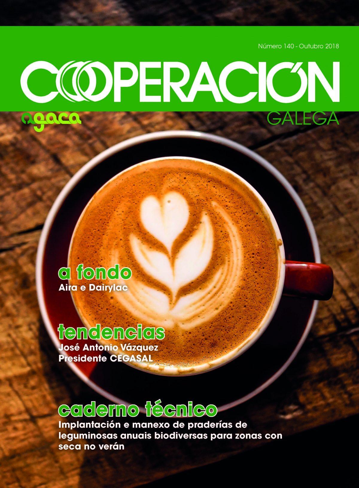 Cooperación Galega nº 140 – Octubre 2018