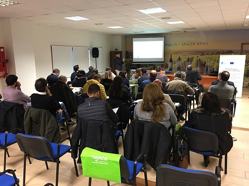 Eidosela acolle unha reunión sobre seguridade e solucións tenolóxicas en  Industria 4.0