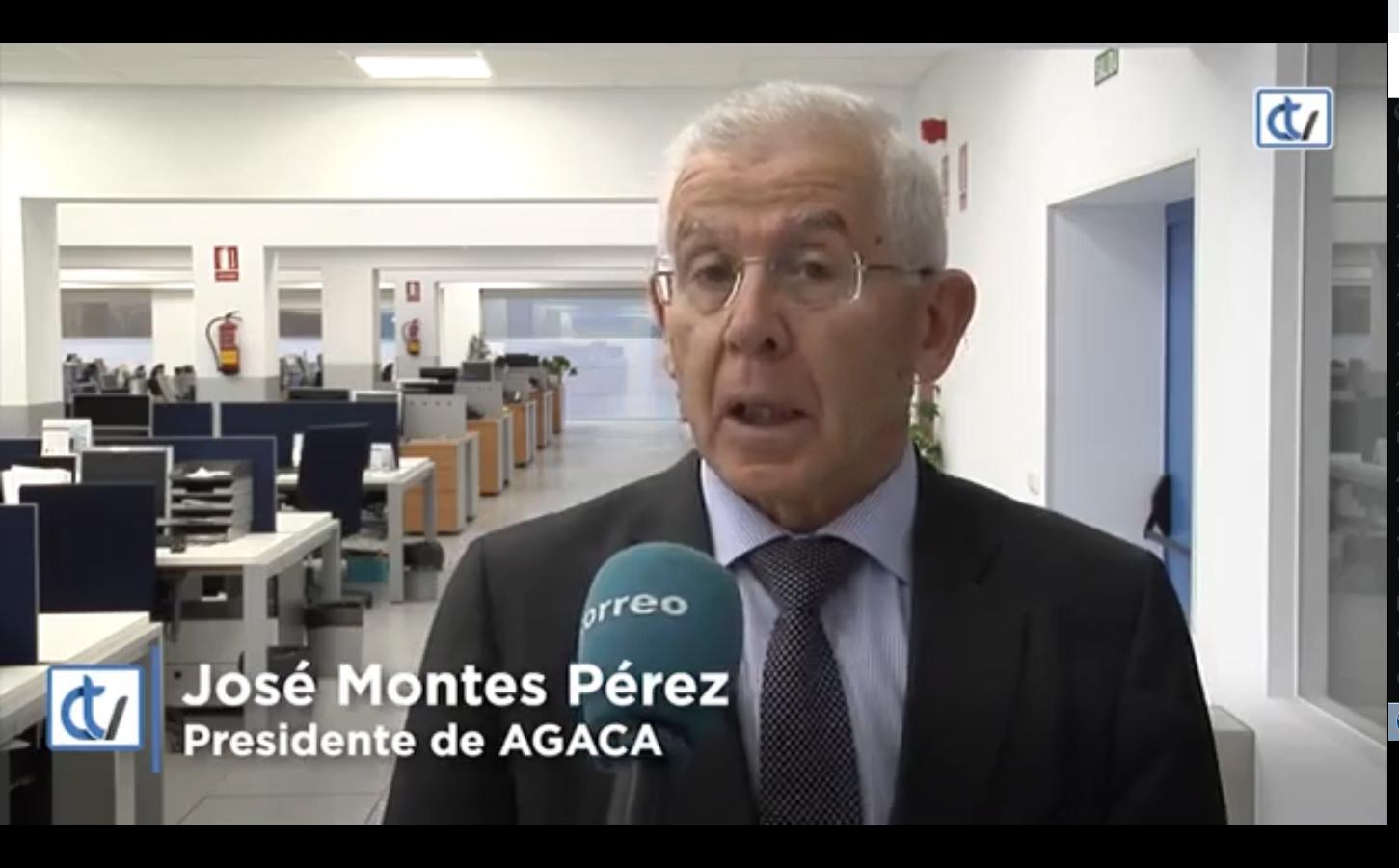 "El Correo Gallego entrevista a José Montes, presidente de AGACA: ""As cooperativas están en auxe"""