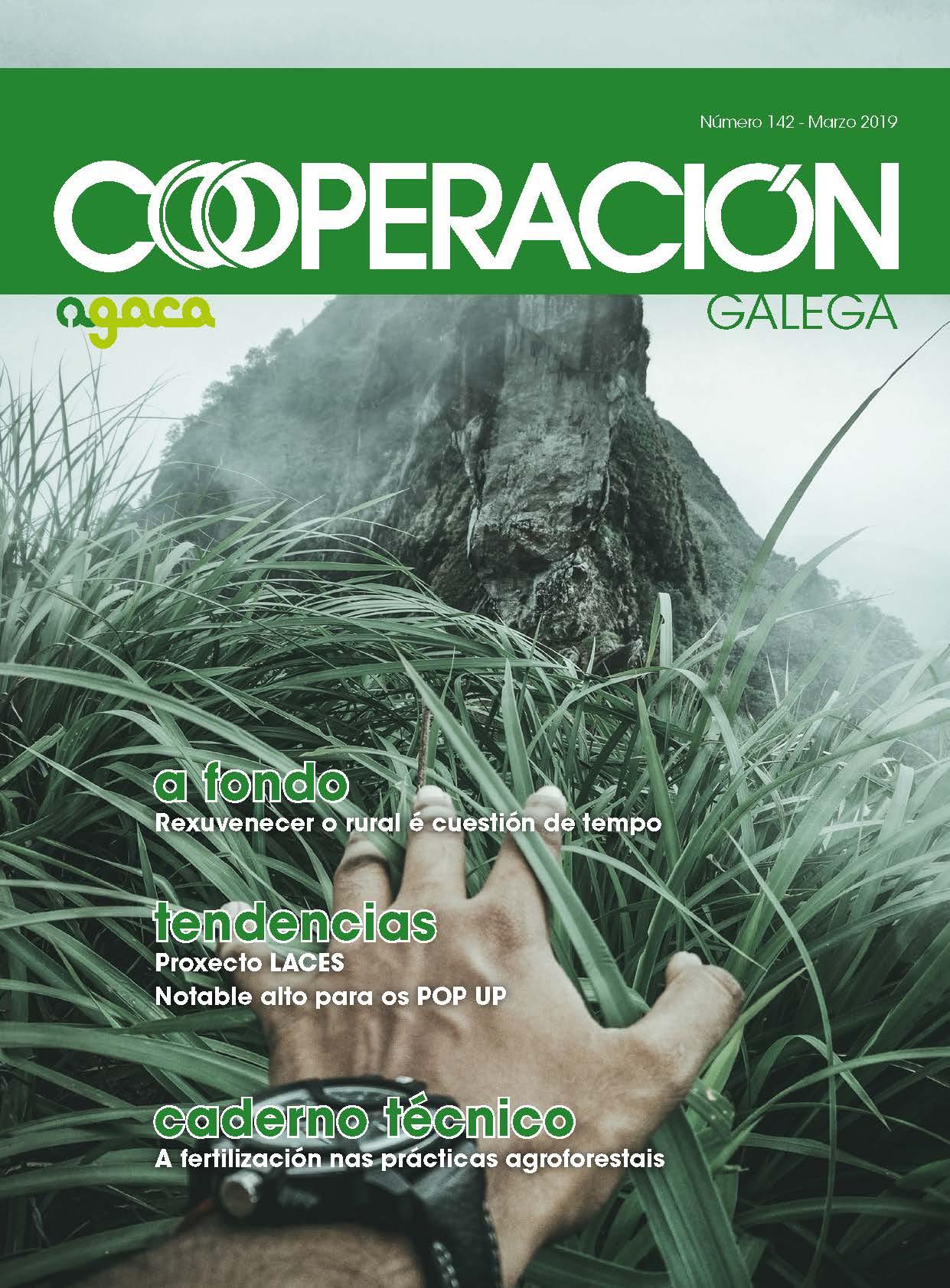 Cooperación Galega Nº 142 Marzo 2019