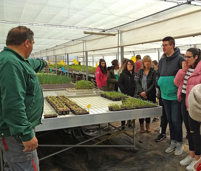 Obradoiros de economía social para 70 estudantes, en Trasancos