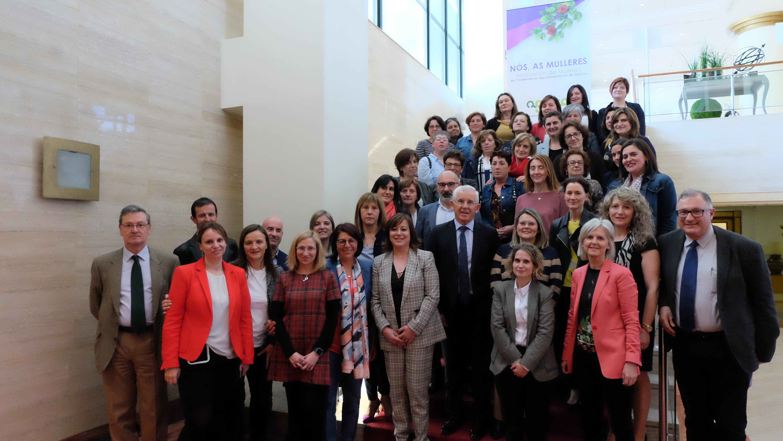 Jornada de Emprendimiento, Igualdad y Asociacionismo, mañana en Santiago de Compostela