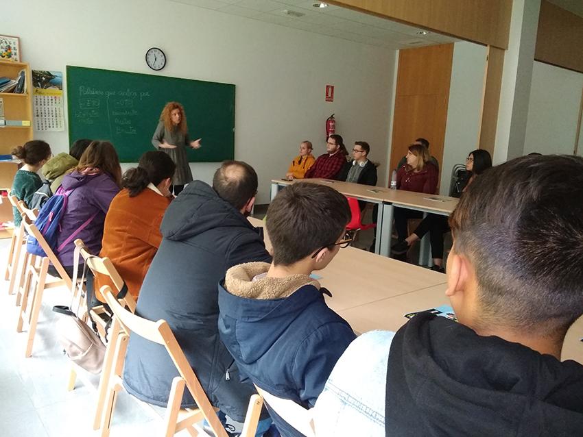 AGACA y Rede Eusumo promueven el cooperativismo en Narón