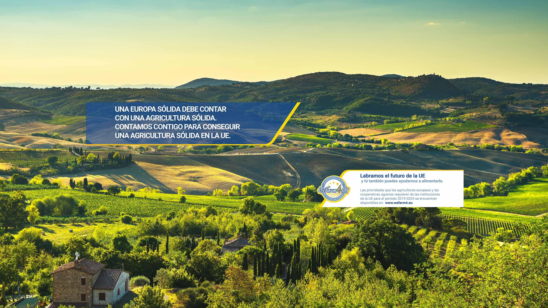 WeFarm4 EU – Os agricultores e as cooperativas agroalimentarias de Europa participan no debate sobre as eleccións europeas